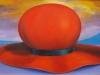 Cappello decentrato